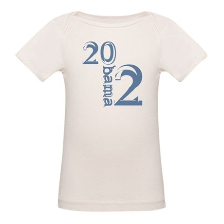 Obama 2012 Organic Baby T-Shirt