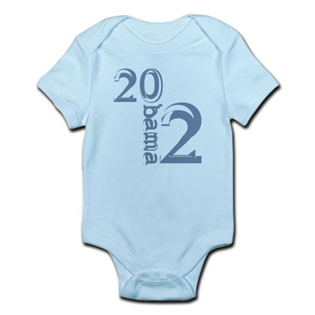 Obama 2012 Infant Bodysuit