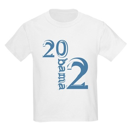 Obama 2012 Kids Light T-Shirt