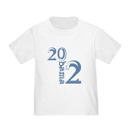 Obama 2012 Toddler T-Shirt