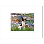 Lilies / Toy Fox T Small Poster