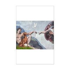 Creation / Weimaraner Posters