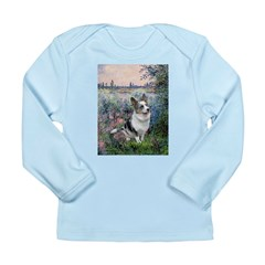 The Seine - Corgi (Bl.M) Long Sleeve Infant T-Shir