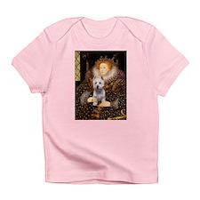 Queen Liz & Her Westie Infant T-Shirt
