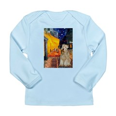 Cafe & Wheaten Long Sleeve Infant T-Shirt