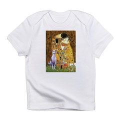 Kiss & Whippet Infant T-Shirt
