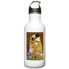 Kiss & Whippet Stainless Water Bottle 1.0L