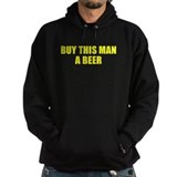 Buy This Man A Beer Hoodie