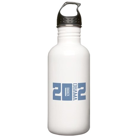 Barack Obama 2012 Stainless Water Bottle 1.0L