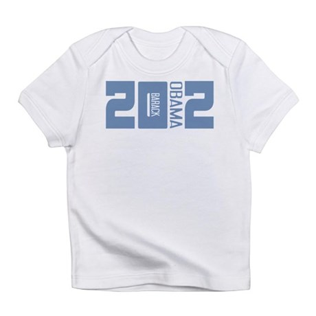 Barack Obama 2012 Infant T-Shirt