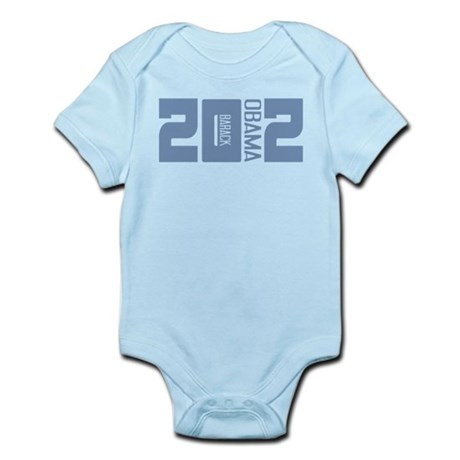 Barack Obama 2012 Infant Bodysuit