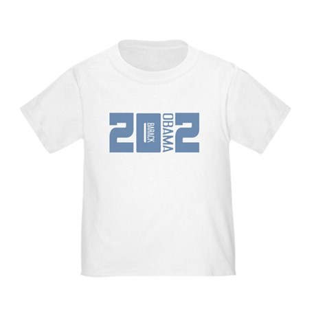Barack Obama 2012 Toddler T-Shirt