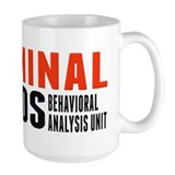 Criminal Minds Ceramic Mugs