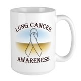 Lung Cancer Mug