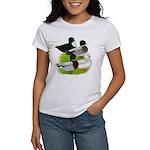 Call Duck Quartet Women's T-Shirt