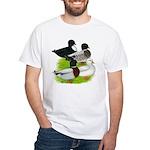 Call Duck Quartet White T-Shirt