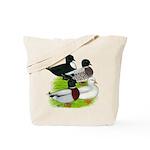 Call Duck Quartet Tote Bag
