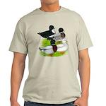 Call Duck Quartet Light T-Shirt