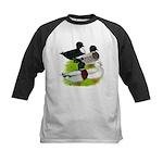 Call Duck Quartet Kids Baseball Jersey