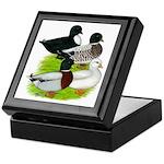 Call Duck Quartet Keepsake Box