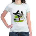 Call Duck Quartet Jr. Ringer T-Shirt