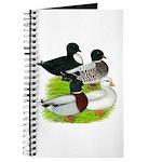 Call Duck Quartet Journal