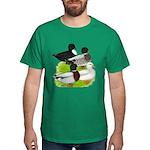 Call Duck Quartet Dark T-Shirt
