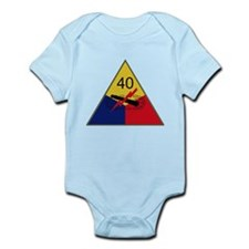 Grizzly Infant Bodysuit