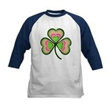 Fancy Irish Shamrock Tee