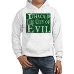 Evil Hooded Sweatshirt