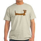 Doxie - Dachshund Cartoon T-Shirt