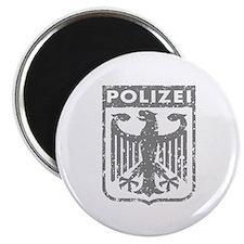Polizei Magnet