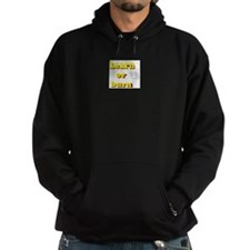 Learn or burn Hoodie