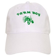 Farm Boy Baseball Cap