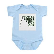 Lacrosse Lax Infant Bodysuit