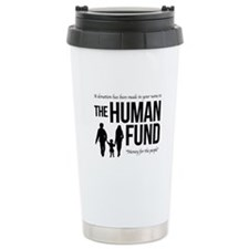 The Human Fund Seinfield Ceramic Travel Mug