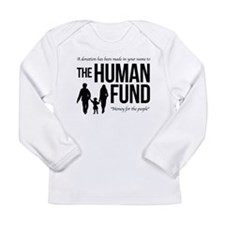 The Human Fund Seinfield Long Sleeve Infant T-Shir
