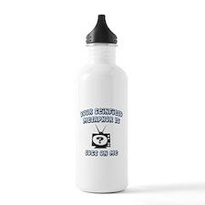 Seinfield Metaphor Water Bottle