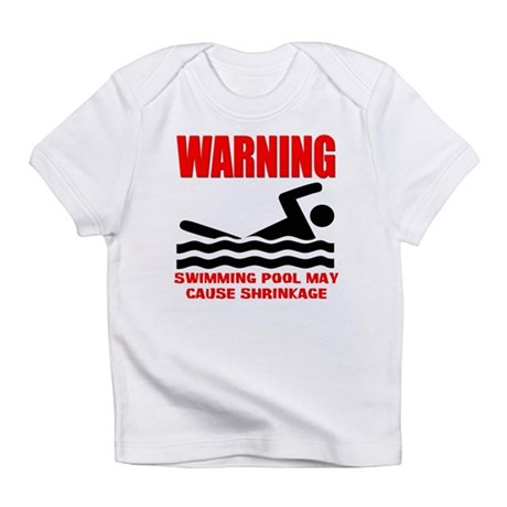 Warning Swimming Pool Shrinkage Seinfield Infant T