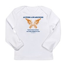 Early Intervention Long Sleeve Infant T-Shirt