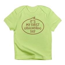 Baby's First Groundhog Day Infant T-Shirt