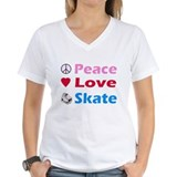 Peace Love Skate Shirt
