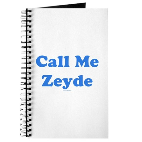 Call Me Zeyde Jewish Journal