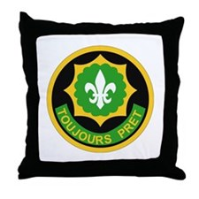 SSI - 2nd ACR(Stryker) Throw Pillow