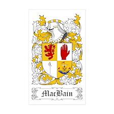 MacBain Decal