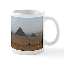 Great Pyramids at Giza Coffee Mug