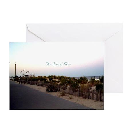 NJ Cards (10) - Jersey Shore