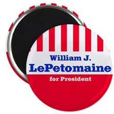 GOV WILLIAM J LePETOMAINE Magnet