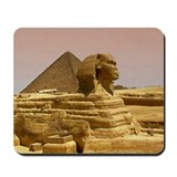 Egypt Pyramid and Sphinx Mousepad