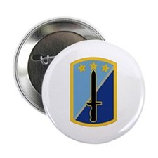 "SSI-170TH INFANTRY BDE WITH TEXT 2.25"" Button (10"